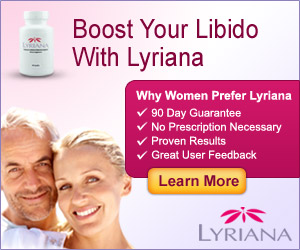 Recommended LYRIANA LIBIDO PILLS Reviews Website